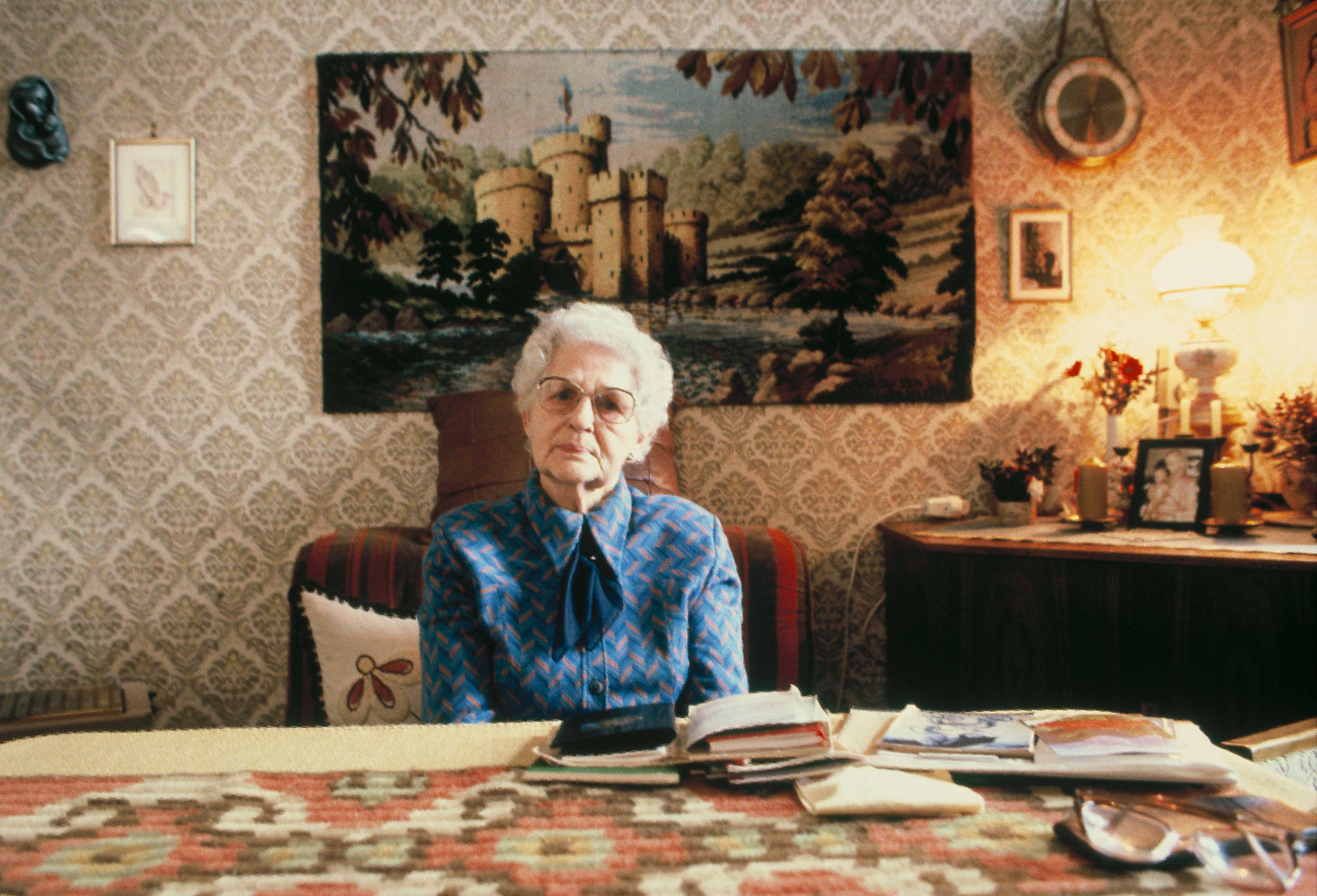 Anke Krey Nachbarn aus dem letzten Jahrhundert